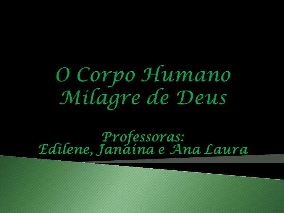 Professoras: Edilene, Janaina e Ana Laura