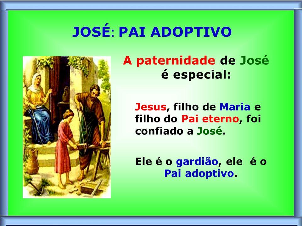 ..José carpinteiro «Não é Ele o carpinteiro, o filho de Maria.