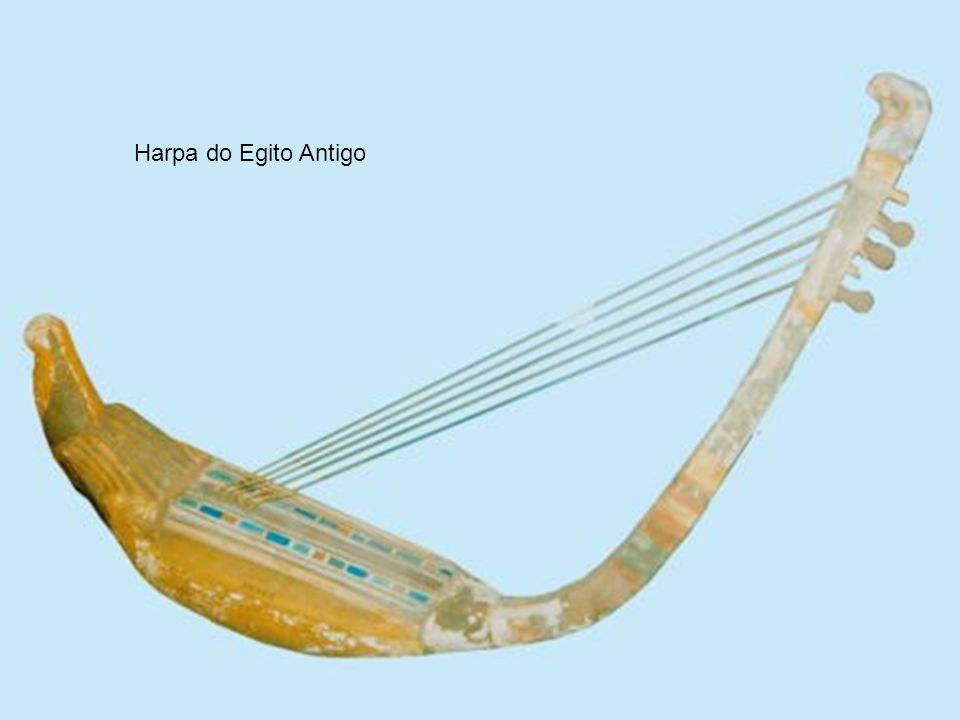 Harpa do Egito Antigo