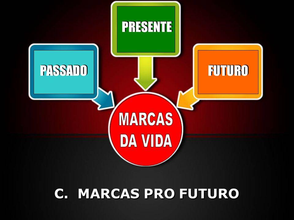 PASSADO PRESENTE FUTURO C. MARCAS PRO FUTURO
