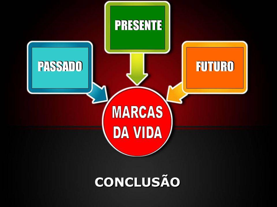 PASSADO PRESENTE FUTURO CONCLUSÃO
