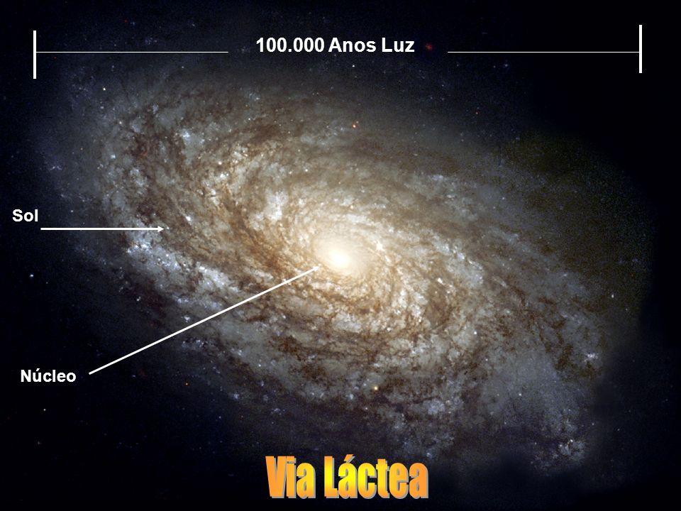 Sol 100.000 Anos Luz Núcleo