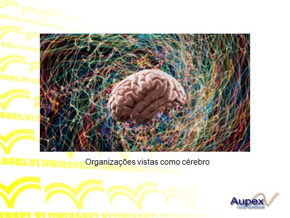Organizações vistas como cérebro
