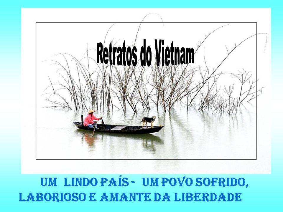 UM LINDO PAÍS - UM POVO SOFRIDO, LABORIOSO E AMANTE DA LIBERDADE