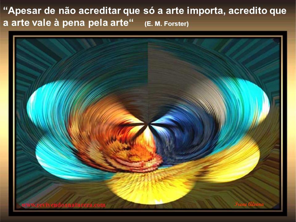A vida é semelhante à trama dos teares. Fios se entrelaçam para construirem juntos o mesmo tecido (Pe. Fábio de Melo) www.revivendoanatureza.com Irene
