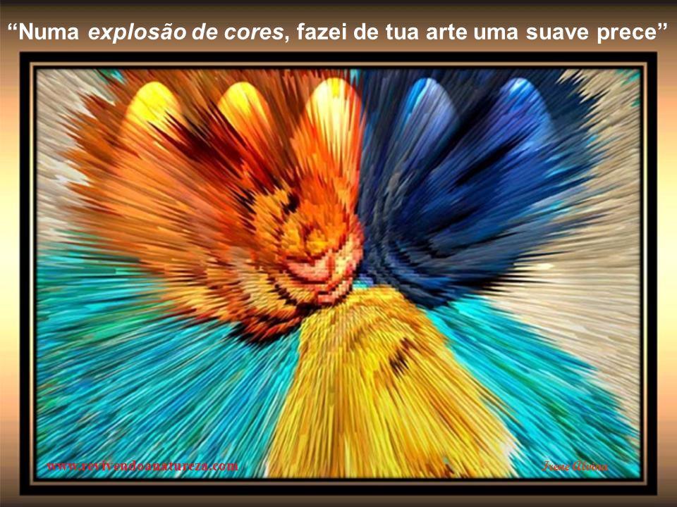 A Beleza, em sua essência, é, pois, inseparável do Bem, e, constituem a Verdade absoluta, a Inteligência suprema, a Perfeição www.revivendoanatureza.c