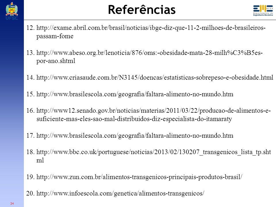 34 12.http://exame.abril.com.br/brasil/noticias/ibge-diz-que-11-2-milhoes-de-brasileiros- passam-fome 13.http://www.abeso.org.br/lenoticia/876/oms:-ob