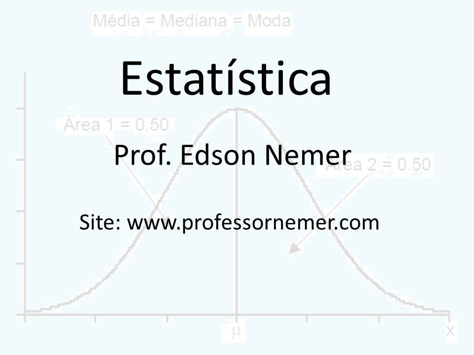 Probabilidade Regras Básicas da Probabilidade I.Campo de variação das probabilidades ou A probabilidade de um evento A deve ser um número maior ou igual a 0 (zero), porém menor ou igual a 1, isto é: Se é certo ocorrer determinado evento, a probabilidade desse evento é 1, ou 100%; Se é impossível ocorrer determinado evento, a probabilidade desse evento é 0(zero).