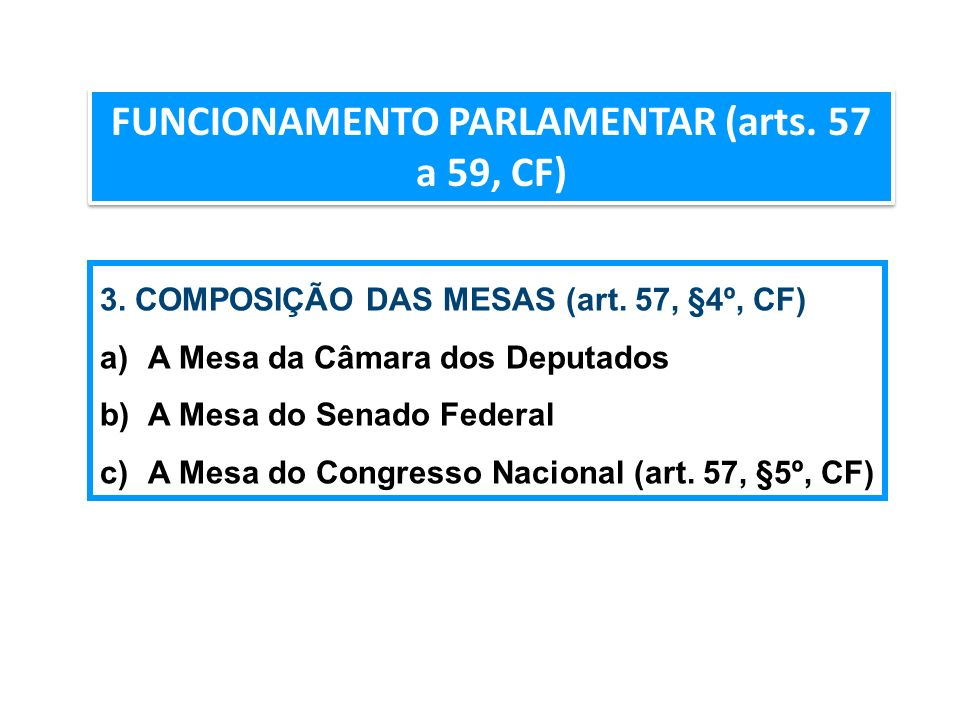 Art.55, I (infringir as proibições do art.