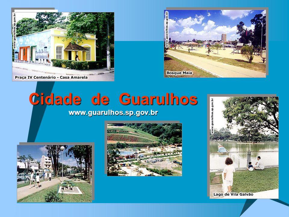 Secretaria de Governo Cidade de Guarulhos www.guarulhos.sp.gov.br