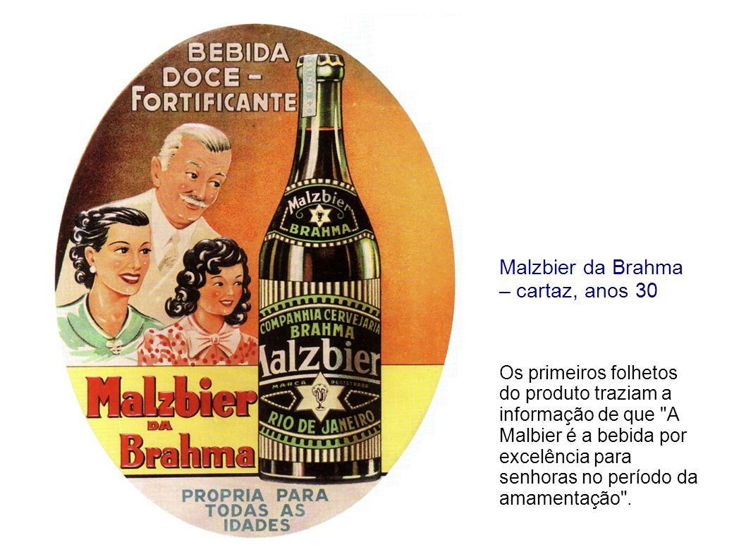 Reforce sua refeição com um novo valor...com o valor nutritivo de Malzbier da Brahma.