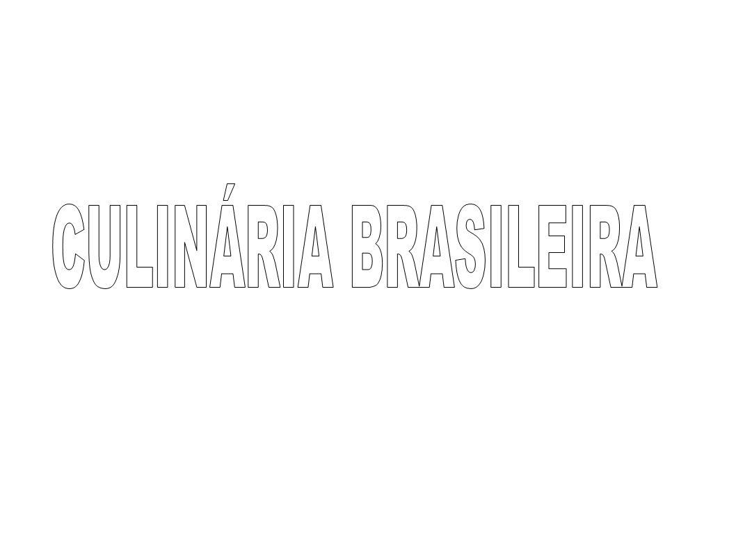 A Culinária Brasileira é bastante variada, mas o prato do dia-a-dia dos brasileiros é o famoso arroz com feijão.
