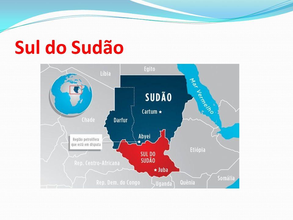 Sul do Sudão