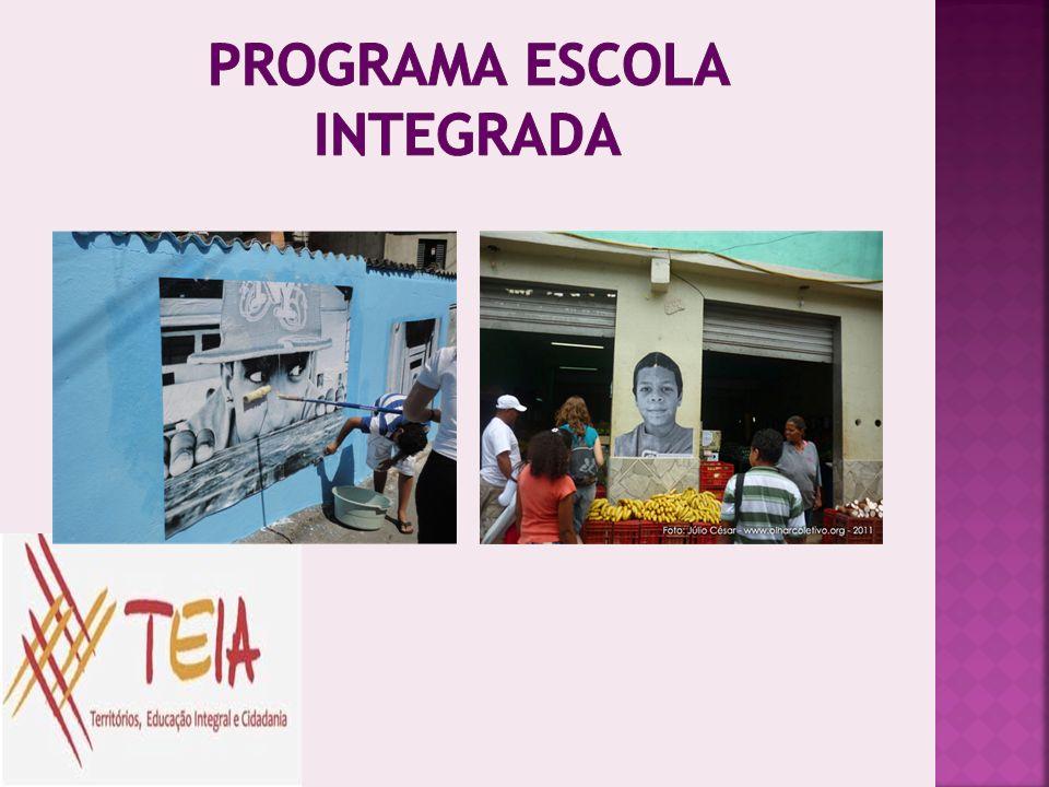 01 pesquisamonitoramento de experiência de Educação Integral (GV) 03 pesquisas nacionais 2013: Impactos do Mais Educação como indutor de política pública de Educação Integral (UFMG, UNIRIO, UFPA, UFPR, UFPE, UFG)