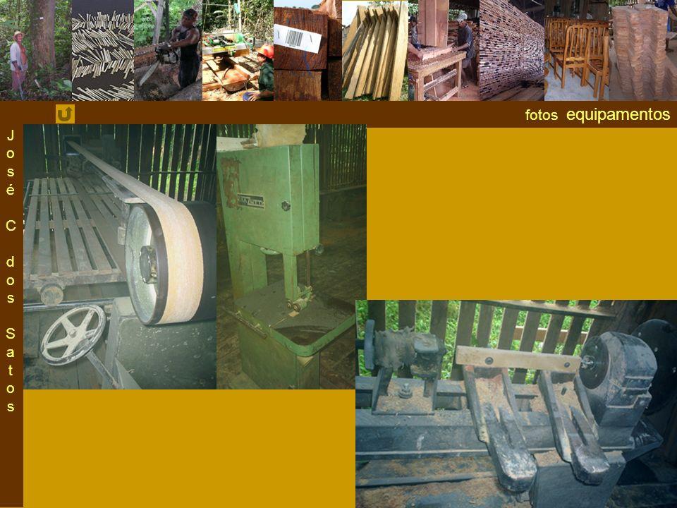 fotos equipamentos JoséCdosSatosJoséCdosSatos