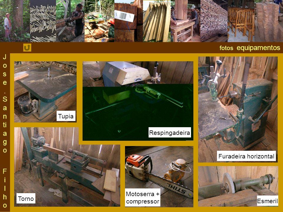 fotos equipamentos J o s e.