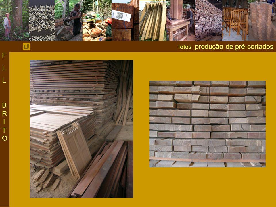 fotos produção de pré-cortados FLLBRITOFLLBRITO