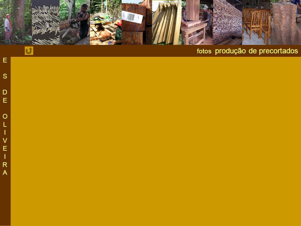 fotos produção de precortados ESDEOLIVEIRAESDEOLIVEIRA