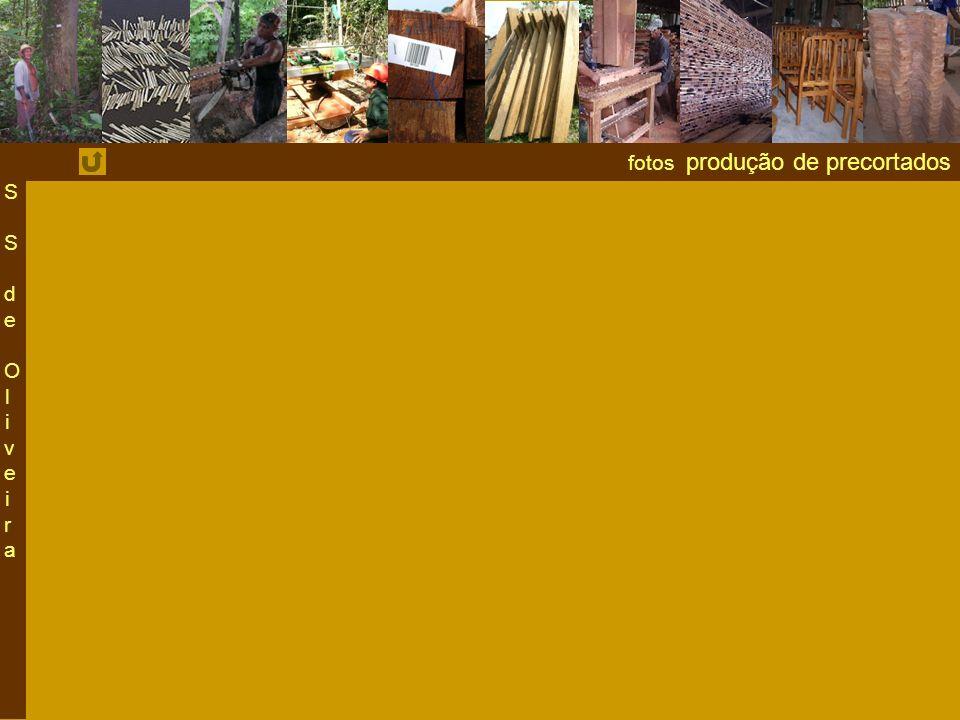 fotos produção de precortados S S de OliveiraS S de Oliveira
