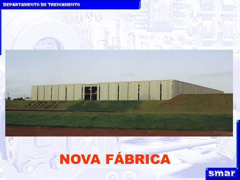 DEPARTAMENTO DE TREINAMENTO NOVA FÁBRICA