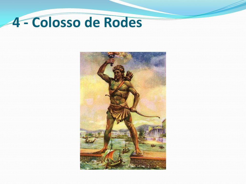 4 - Colosso de Rodes