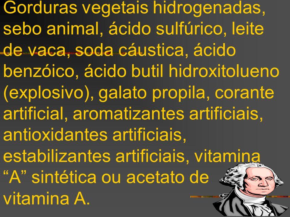 Composição Química da Margarina