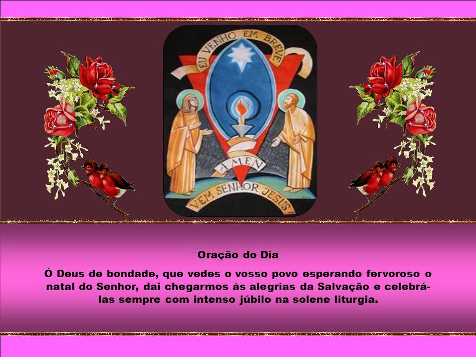 A celebração eucarística, em torno das duas mesas, a da Palavra e a do Pão, constitui um dos terrenos privilegiados em que se deve comunicar e experim