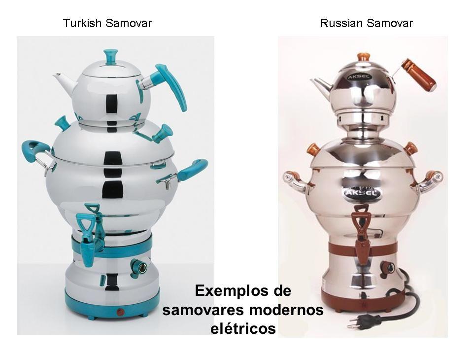 samovar Raríssimo samovar de cerâmica