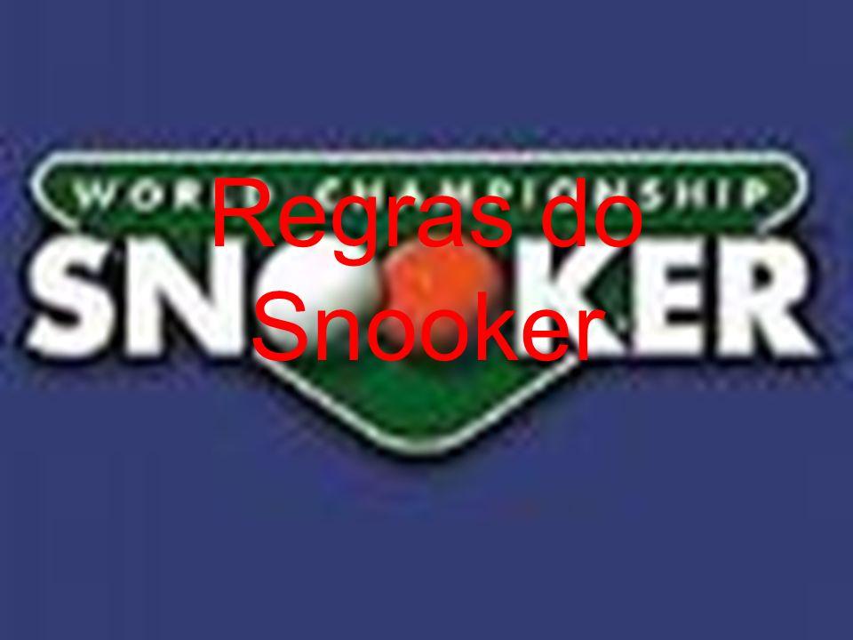 Regras do Snooker
