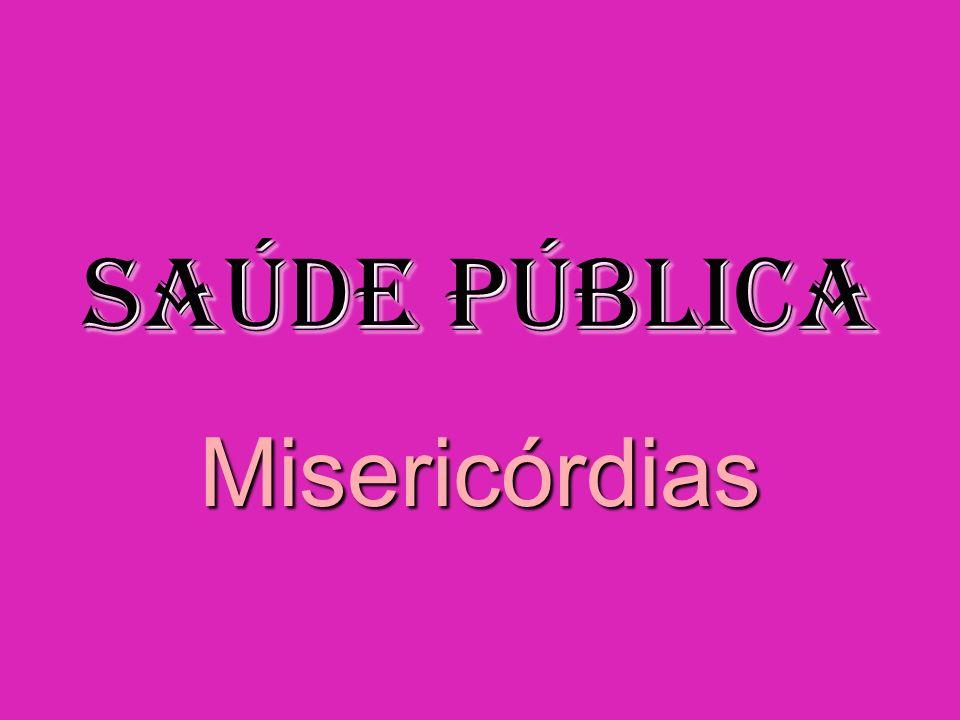 Saúde Pública Misericórdias