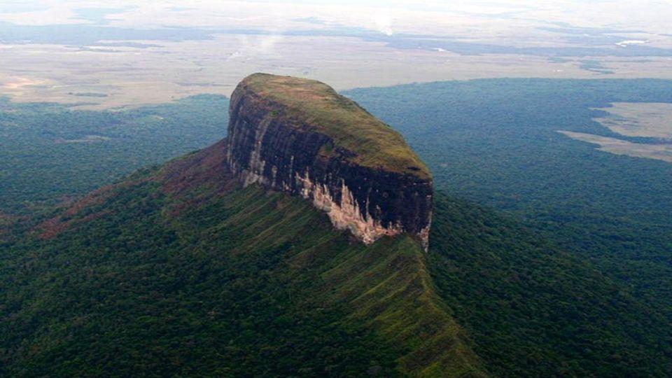 E, se você tiver a oportunidade de um dia ir a um tepuye, não pense duas vezes. O lugar é a lua na terra. Falar desses lugares daria um livro, portant