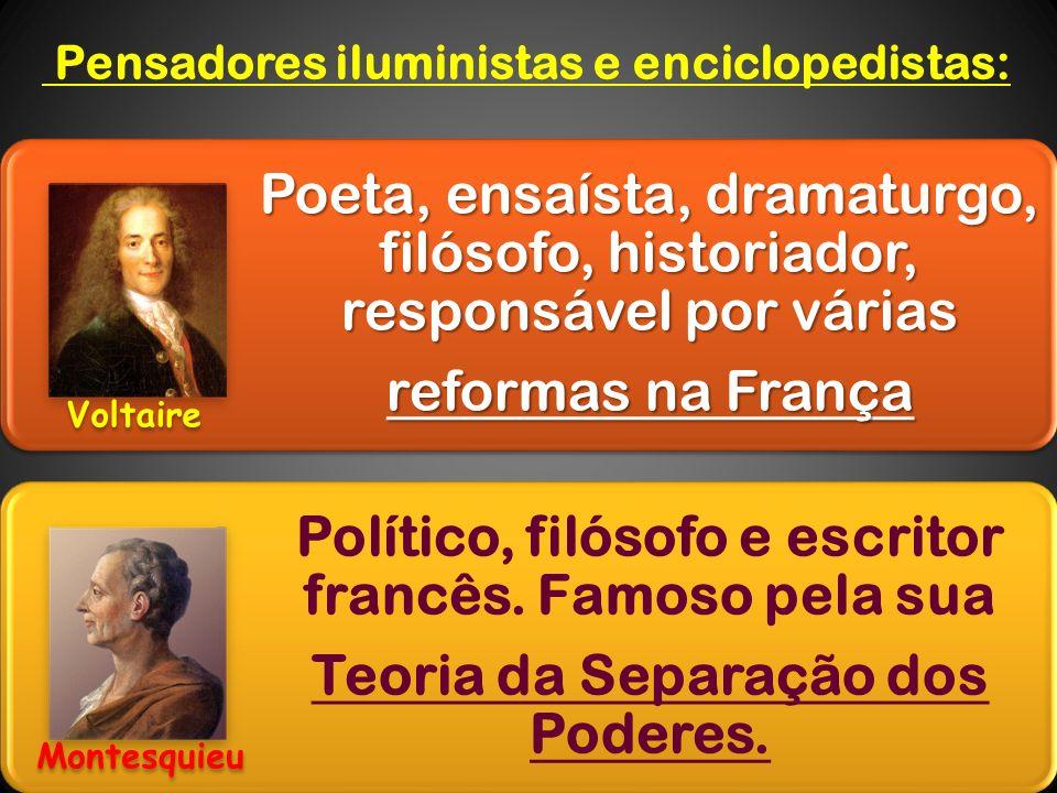 SÉCULO XIX - As Grandes Transformações...