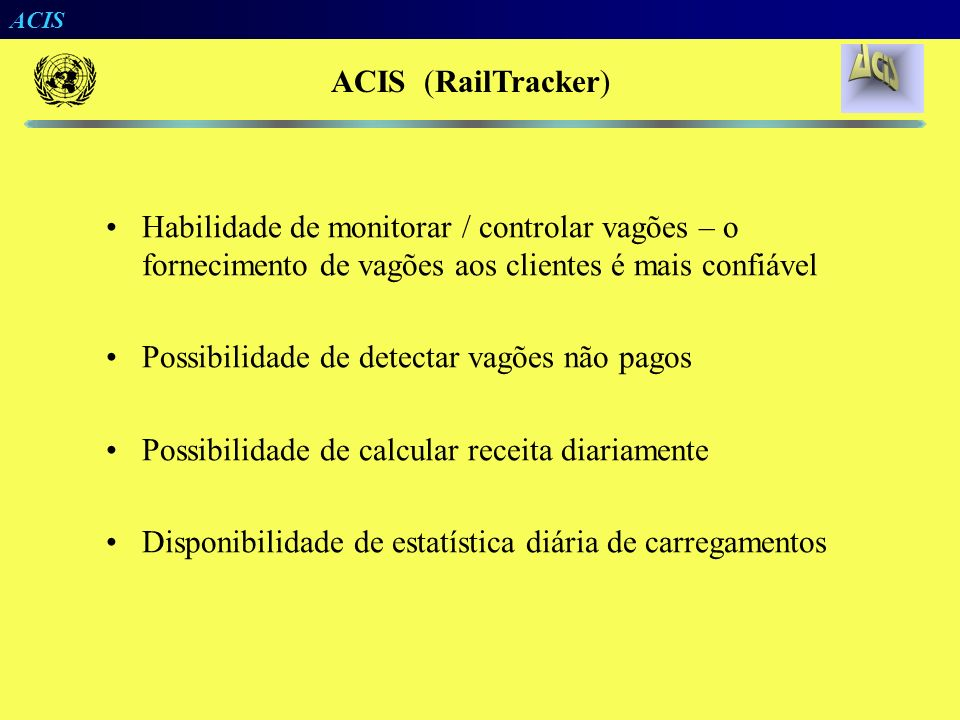 ACIS Interconectividade do RT - B2C e B2B CZ TZ ZR MR MN BR RZ MC SA MS SR UR KR TR Área de Amplo Acesso Distribuição de Dados = B2C para Clientes B2B