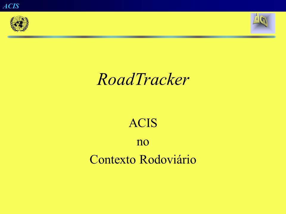 ACIS De fato, todas as operações em rota são reportadas (mensagens XML ) para as ferrovias ainda envolvidas.