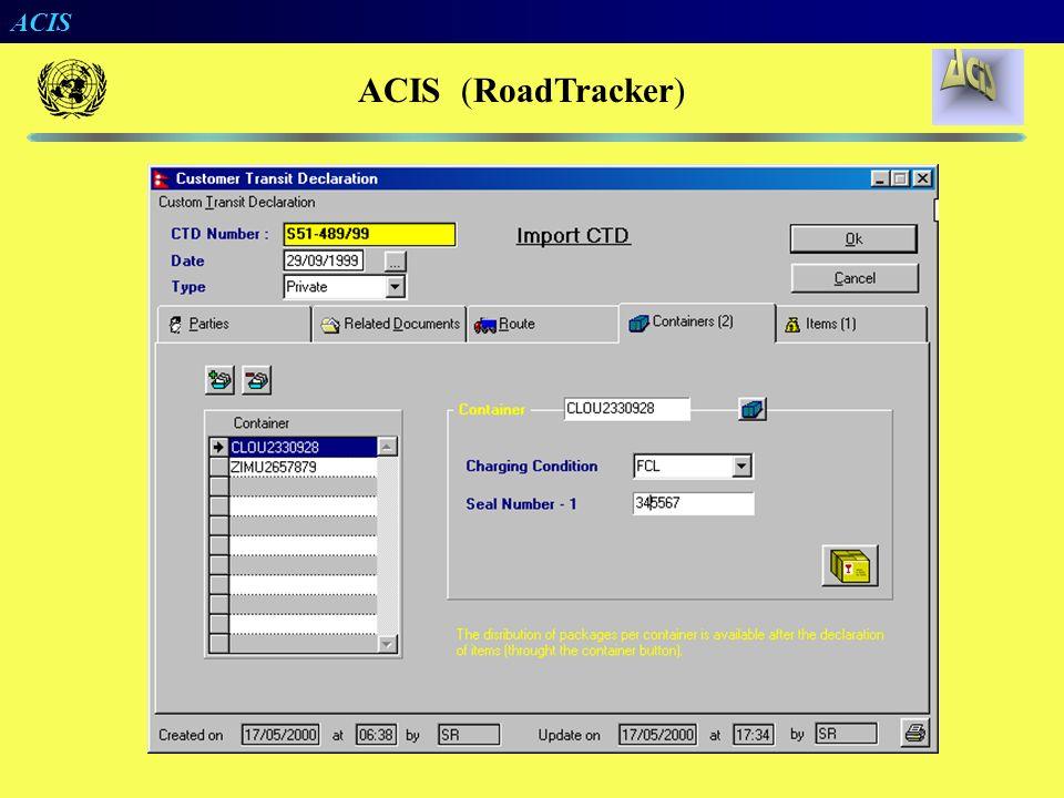 ACIS ACIS (RoadTracker)