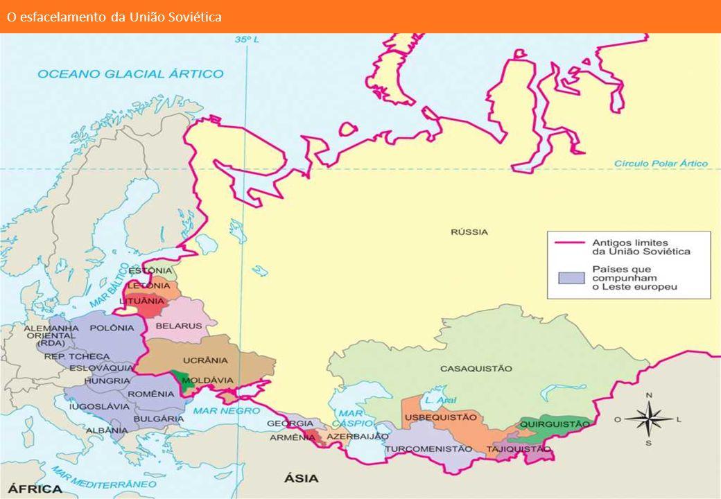 O esfacelamento da União Soviética