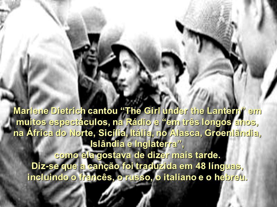 Em 1944, apareceu uma versão inglesa, escrita por um certo J.J.