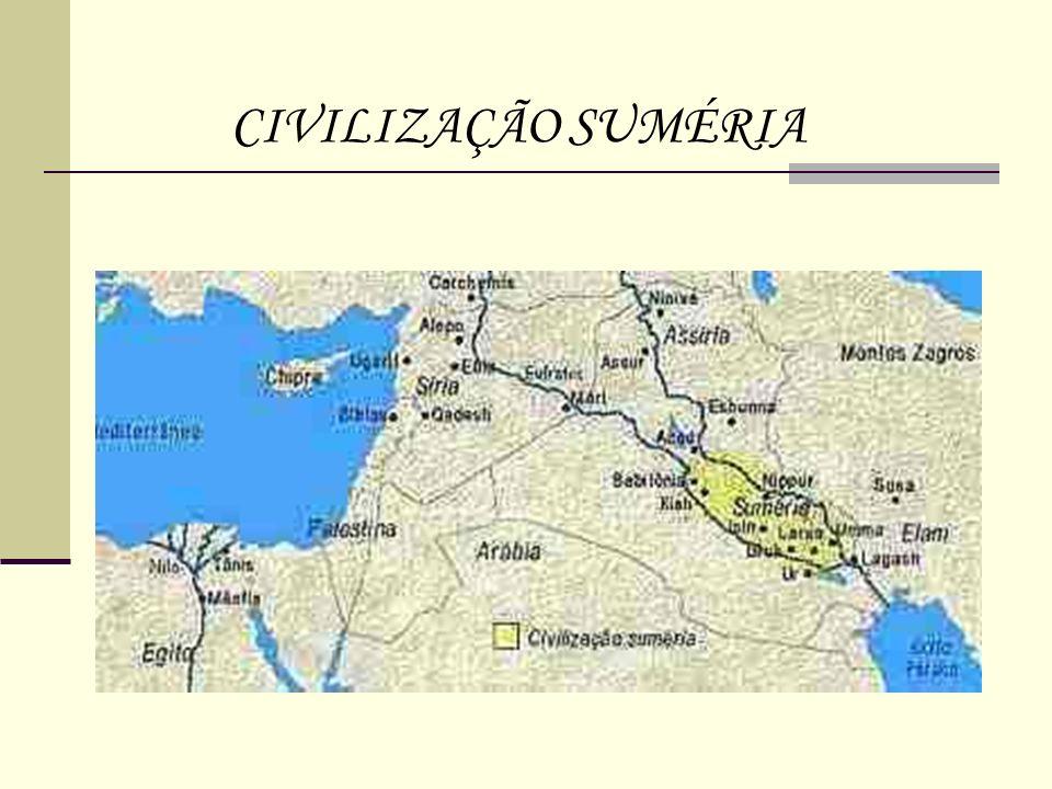 Cultura guerreira 1.Controle da região; 2. Sumérios; 3.