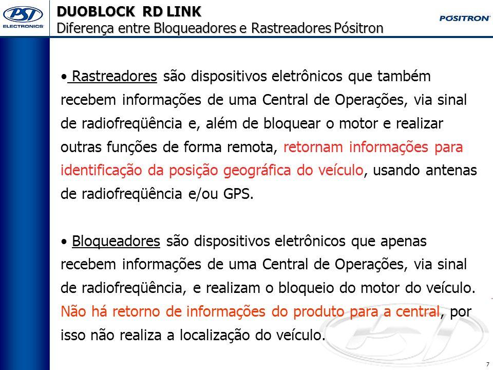 17 DUOBLOCK RD LINK Conectores para instalação Conectores Elétricos Scotchlok ModelosAplicaçãoSecção dos Condutores Cobre mm2 3M558 Derivação 0,5 mm2 a 1,0 mm2 3M557 Emenda de dois fios 0,5 mm2 a 1,0 mm2 3M567 Derivação 2,5 mm2 a 4,0 mm2 (principal) 0,75 mm2 a 1,5 mm2 (derivação)
