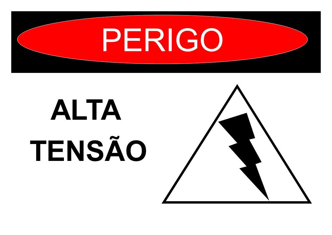ALTA TENSÃO PERIGO