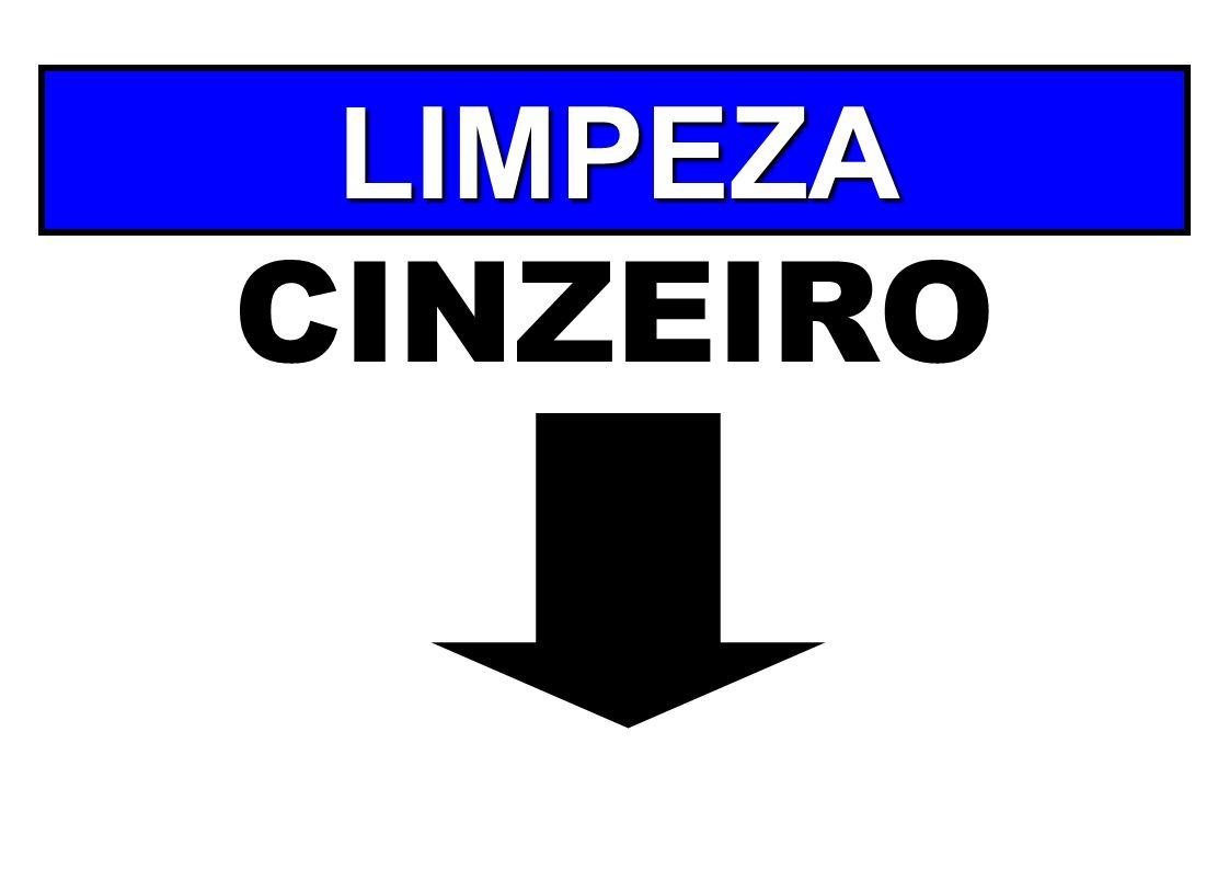 CINZEIRO LIMPEZA
