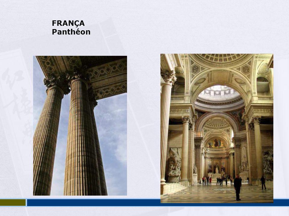 FRANÇA Panthéon