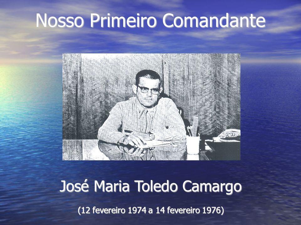 1976 – Nesse Ano, a Turma Barão do Rio Branco Iniciava o 2º Ano da EsPCEx No dia 16 de fevereiro de 1976, o Cel José Maria Toledo de Camargo passava o Comando da Escola ao Cel Carlos Olavo Queiroz.