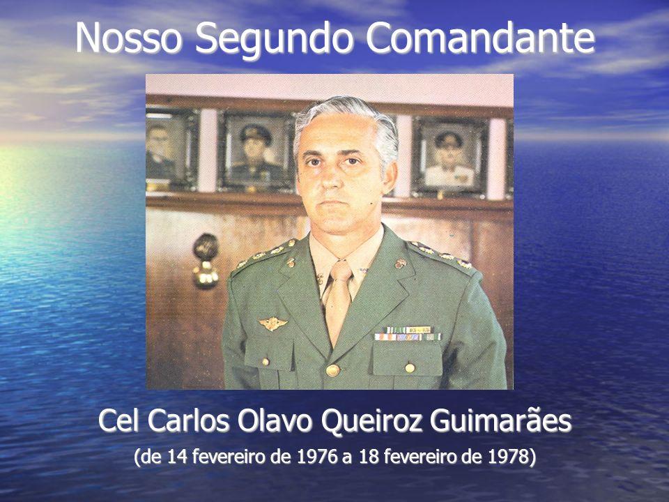 Fatos Marcantes dos Três Anos No dia 7 de outubro 75, visita do Presidente Emílio Garrastazu Médici No dia 16 de fevereiro, iniciava-se o Ano Letivo de 1976.