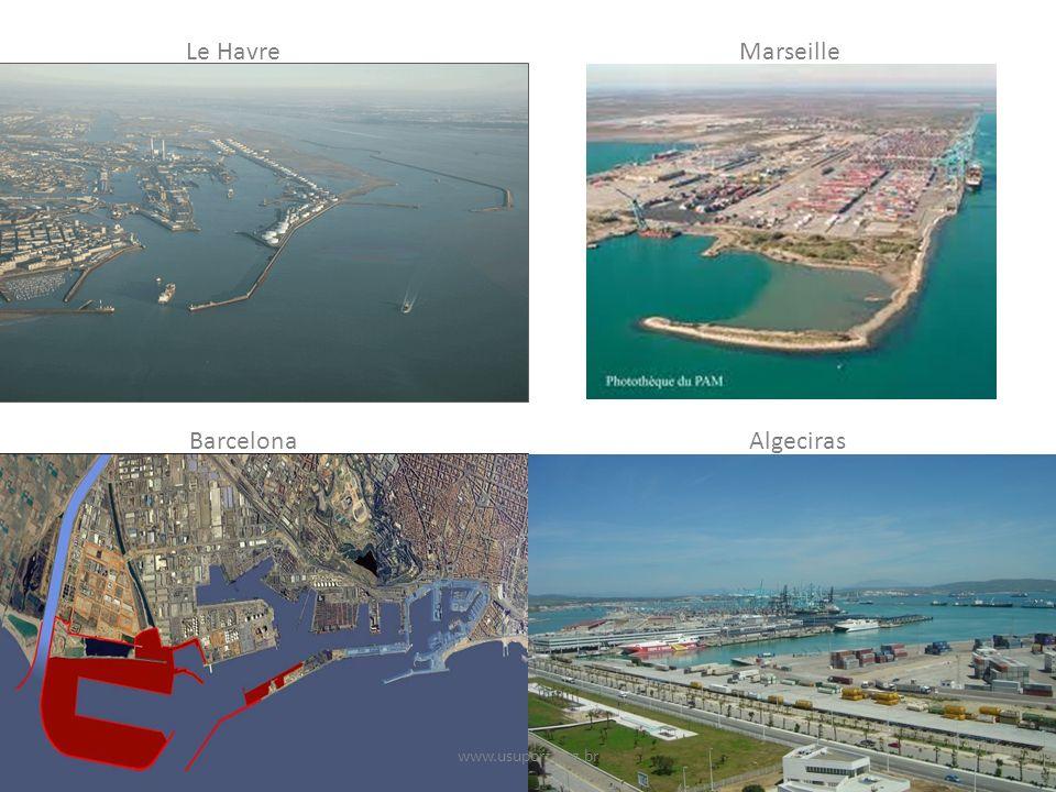 Le Havre Marseille Barcelona Algeciras 5www.usuport.org.br