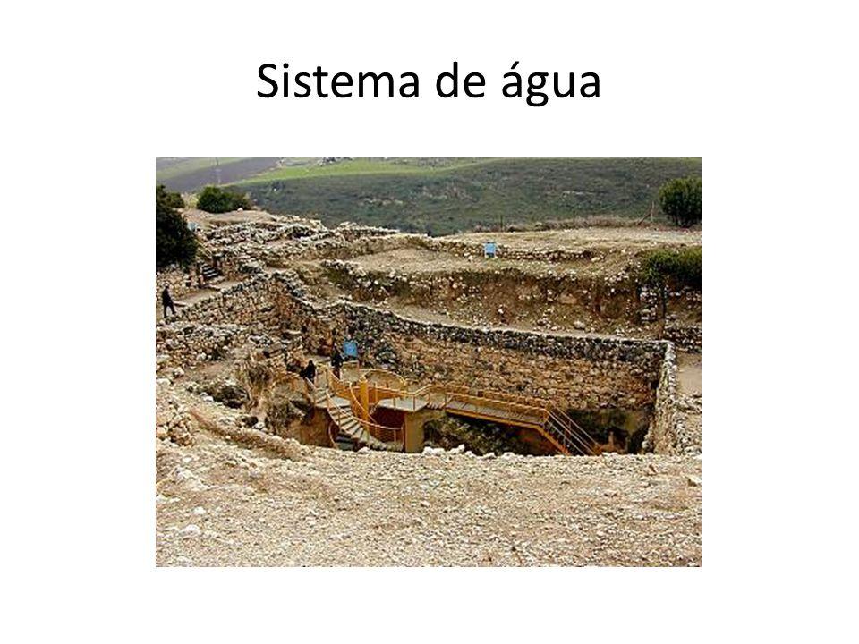 Sistema de água