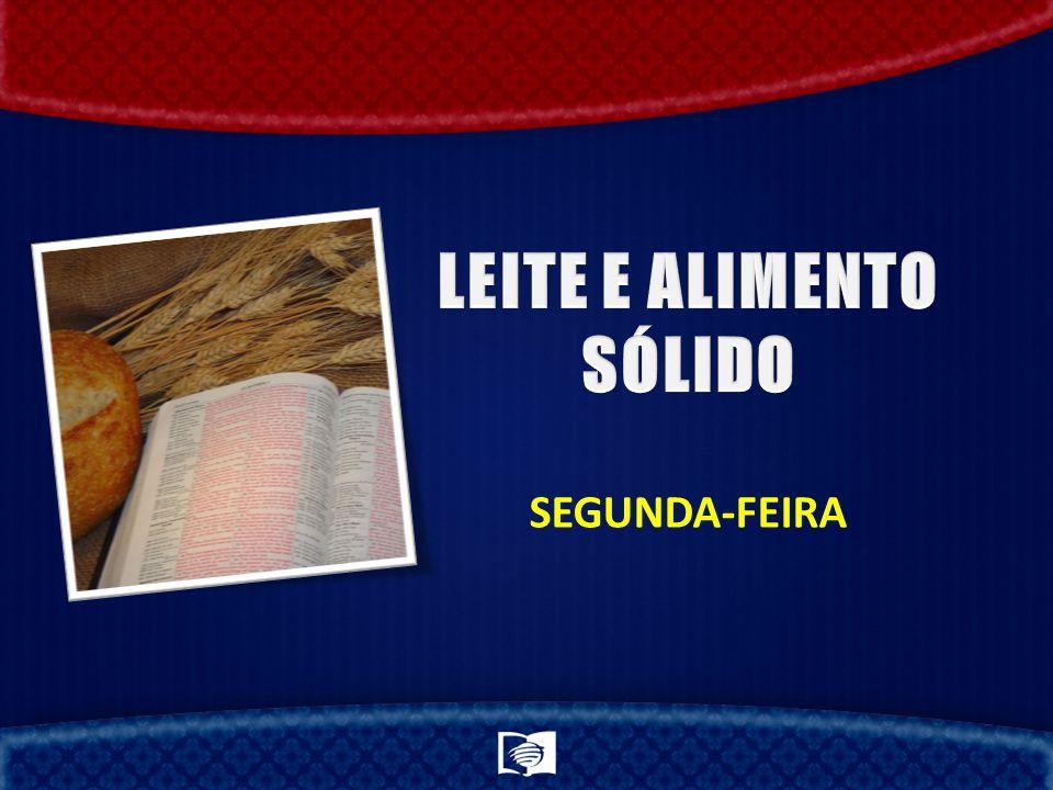 SEGUNDA-FEIRA