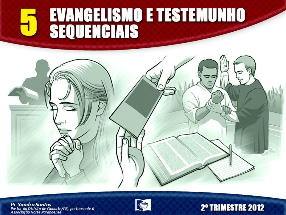 Coordenação: Escola Sabatina USB/2012 Texto: Pr.