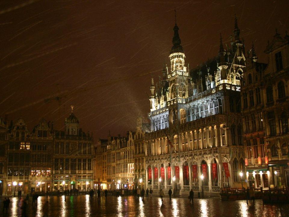 O Parlamento de Bruxelas, BÉLGICA