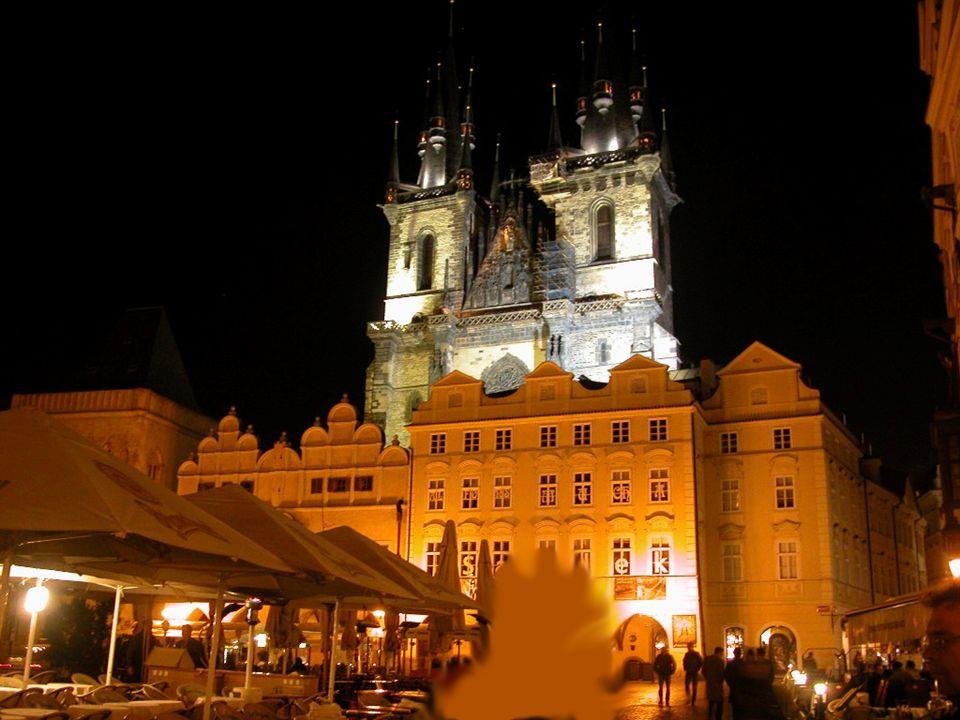 Igreja Santa Maria de Tyn – Praga, REPÚBLICA CHECA